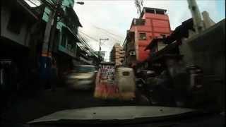 Makati Manila Mandaluyong SanJuan up to Ortigas Inner Streets