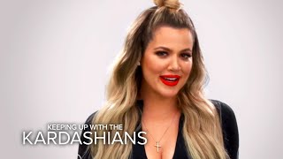 KUWTK | See Kendall, Kylie and Khloé Go Undercover in Public | E!