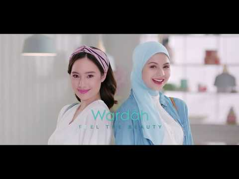 tv-commercial-wardah-:-exclusive-matte-lip-cream---feel-the-color
