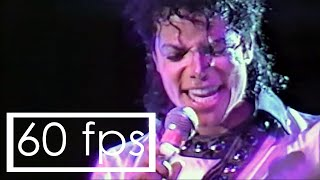 Michael Jackson | Human nature, live in Yokohama - Bad World Tour 1987