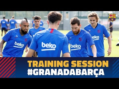 TRAINING SESSION | First workout to prepare the visit to Granada