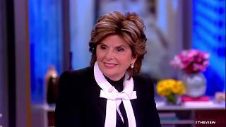 Gloria Allred On Whether Men Accused Of Misconduct Can Make A Comeback | The View