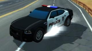 Патрульный замес (Highway Patrol Showdown) // Геймплей