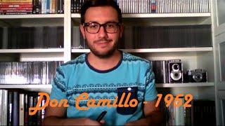 #16 Don Camillo - 1952 di Julien Duvivier con Fernandel e Gino Cervi