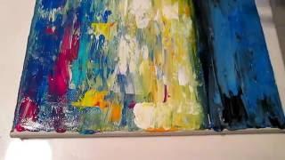 Как рисовать акрилом море лодку мастихин пейзаж природа(В этом видео Вы можете вместе со мной поэтапно рисовать лодку на море., 2014-05-17T10:27:11.000Z)