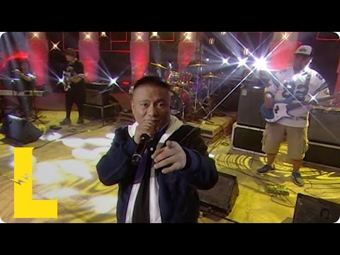 ANDREW E With SALBAKUTA - Stupid Love (MYX Live! Performance)