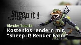 Blender-Tutorial - Kostenlos rendern mit