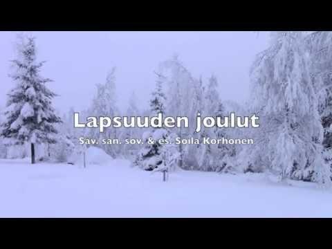 Lapsuuden joulut - Soila Korhonen