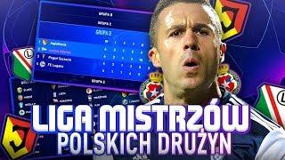 LIGA MISTRZÓW POLSKICH DRUŻYN! FIFA 20