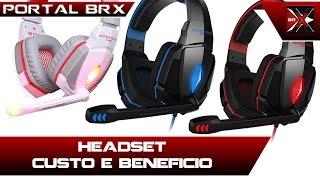headset custo e beneficio each g4000 review portal brx e banggood