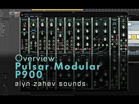 The Pulsar Modular P900