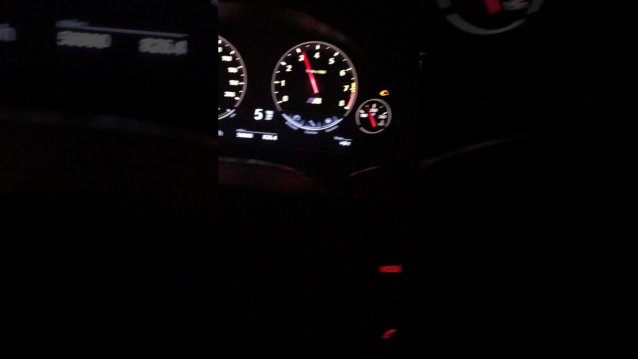 Nasty whine from under gearbox started - M5POST - BMW M5 Forum