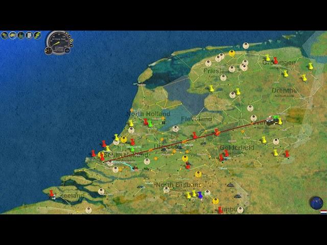 ♦ LOGISTICAL ♦ #39│Gestión y Puzzle │The Netherlands 14