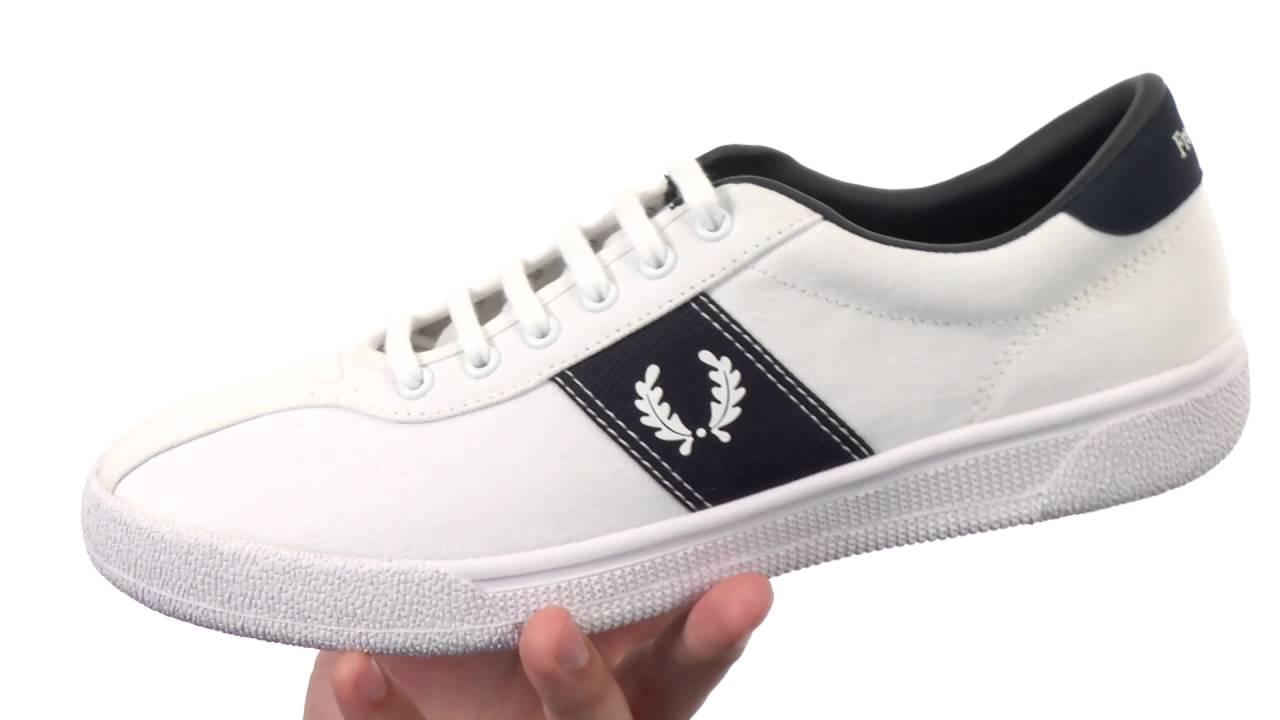Tennis Shoe 1 Canvas Fred Perry cYNGA