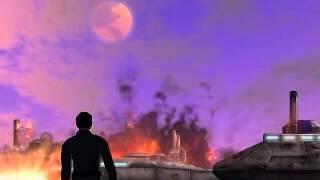 Outpost 2 - Eden Ending