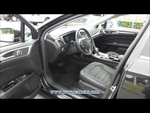 USED 2013 FORD FUSION SE For Sale At Wayne Akers Ford #850160