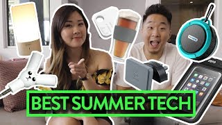 GADGETS UNDER $25 FOR A FUN SUMMER  - Fung Bros Tech