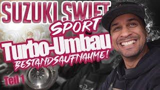 JP Performance - Flo's Suzuki Swift Sport | Die Bestandsaufnahme