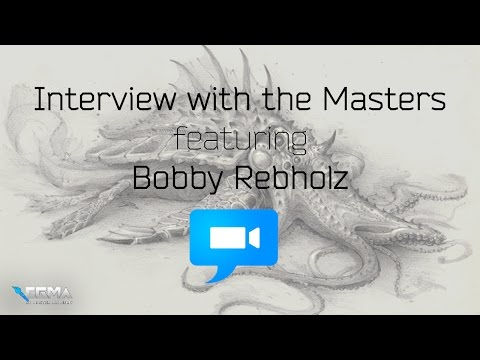 Interview with the Masters | Featuring Bobby Rebholz