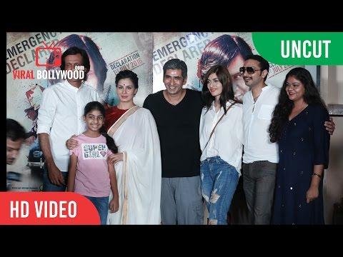 UNCUT - SAN 75 (Pachattar) Official Trailer Launch   Kay Kay Menon, Kriti Kulhari