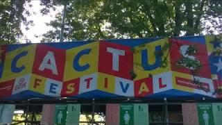 Cactus Festival Brugge 2017