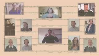 Morgen!, Richard Strauss - Virtual Choir