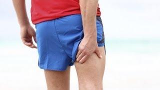 Os como músculos frontais da coxa afrouxar