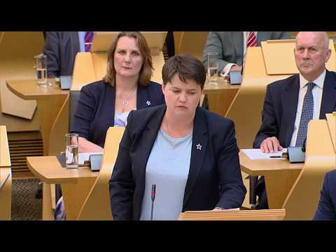 First Minister's Questions - 14 June 2018