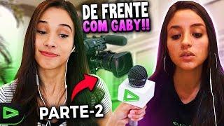 DE FRENTE COM GABY!! REVELEI 50 FATOS SOBRE MIM - PARTE 2