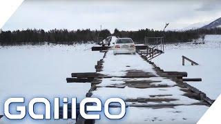 Die weltweit gefährlichste Brücke | Galileo | ProSieben