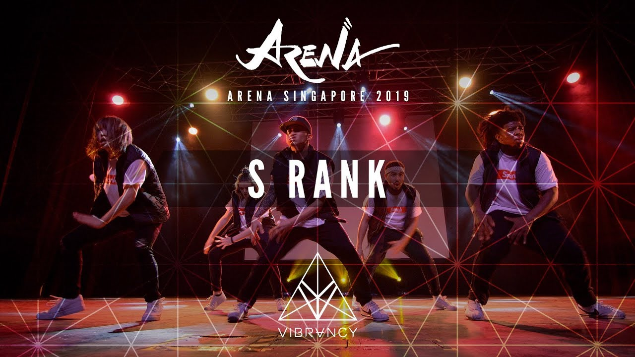 Download S Rank | Arena Singapore 2019 [@VIBRVNCY Front Row 4K]