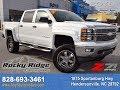 2014 Chevrolet Silverado 1500 Hendersonville NC U8305