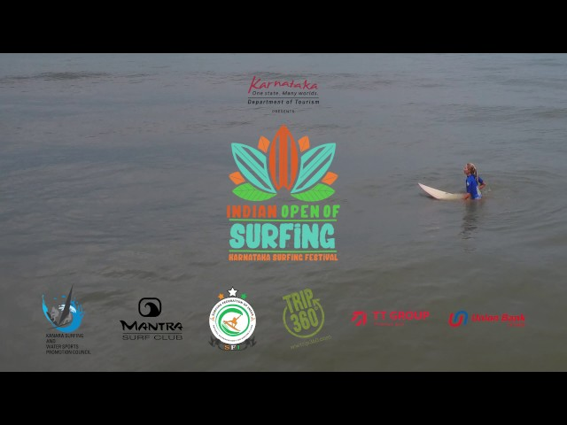 Day 2 Surf Highlights at the Indian Open of Surfing