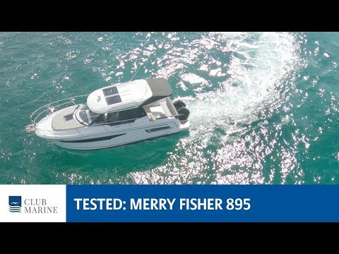 Jeanneau Merry Fisher 895 Boat Review | Club Marine