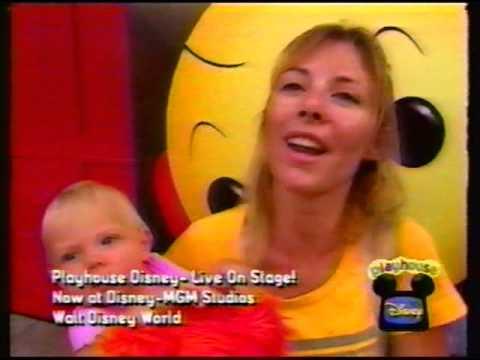 Playhouse Disney Live! 2002 Promo - YouTube