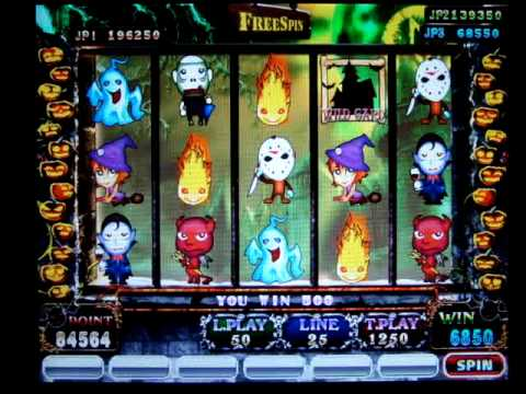 Spooky Spins Slot Machine
