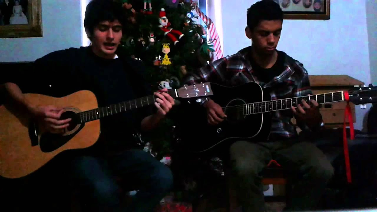 Christmas Card - Joyce Manor (Acoustic Cover) - YouTube