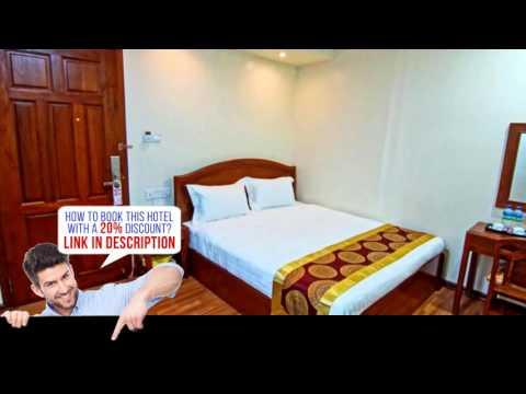 Royal Pearl Hotel, Mandalay, Myanmar, HD Review