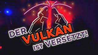 Der Vulkan ist versetzt - crackedVolcano 2.0