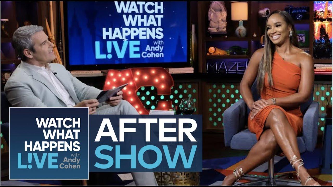 Porsha Williams' Engagement According to Dr. Contessa Metcalfe & Quad Webb | WWHL