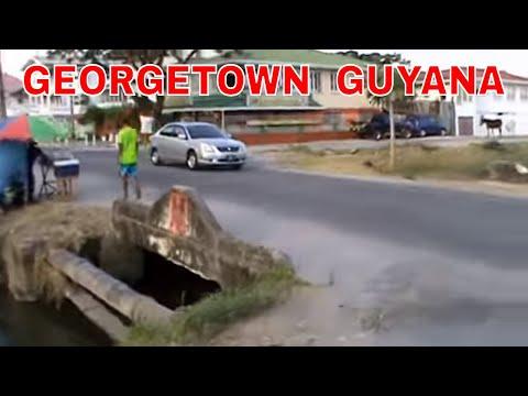 GUYANA  - Georgetown Guyana City Tour (CLIPS)