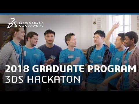 Dassault Systèmes' 2018 Graduate Program Hackathon Hits Australia - Dassault Systèmes