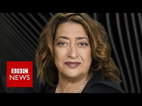 Zaha Hadid:  A look back at her work - BBC News