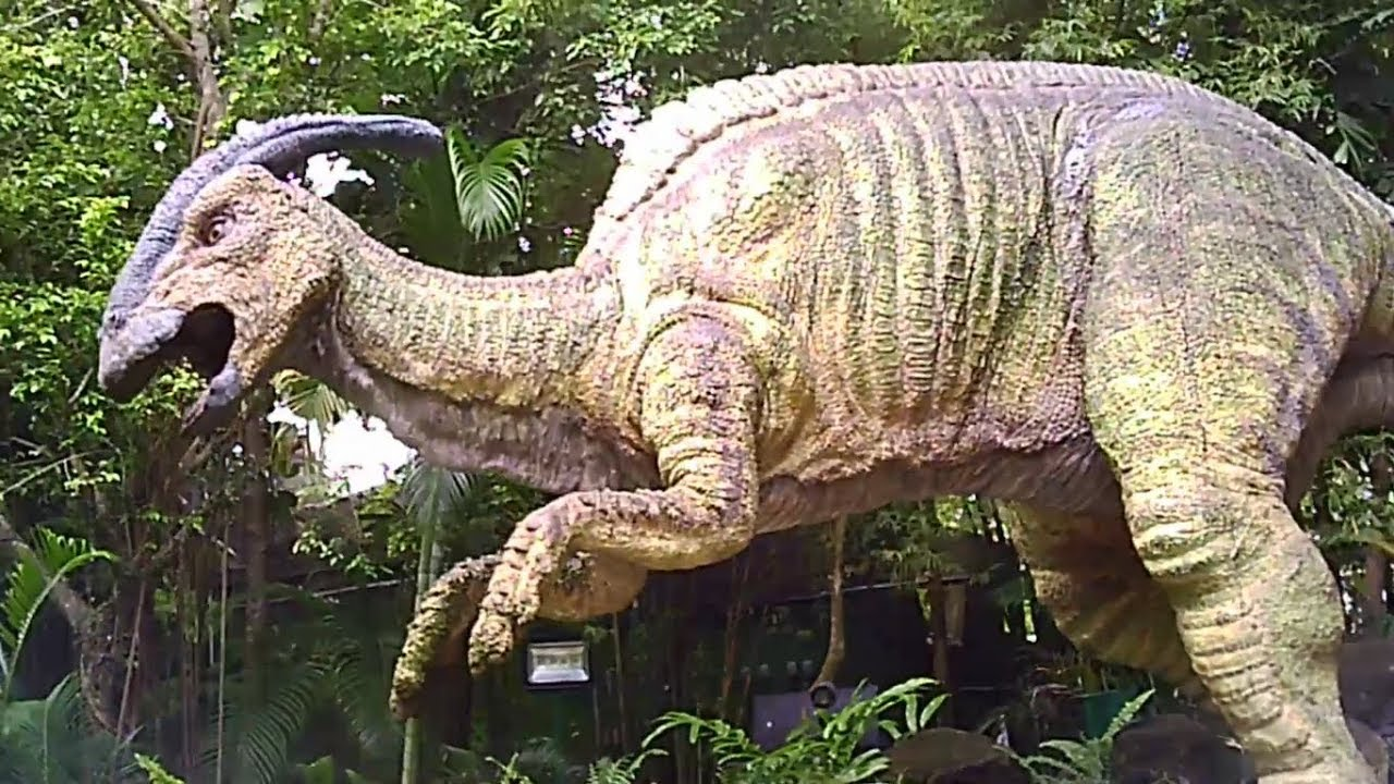Jurassic Park Rapids Adventure Ride | Universal Studios ...