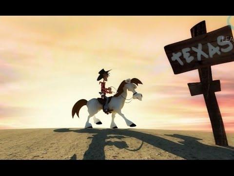Pecos Bill 3D - Canciones Infantiles