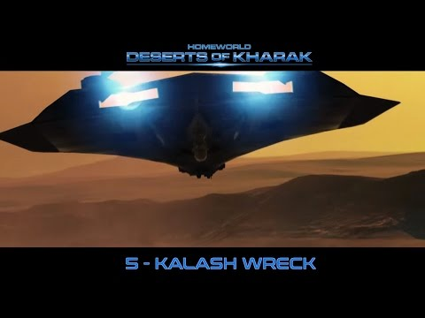 Deserts of Kharak Campaign - 5: Kalash Wreck