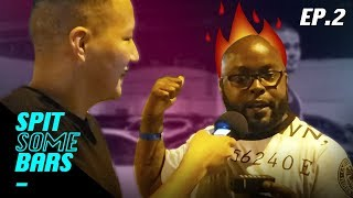 He MURDERED my BEAT!! | Spit Some Bars Ep.2