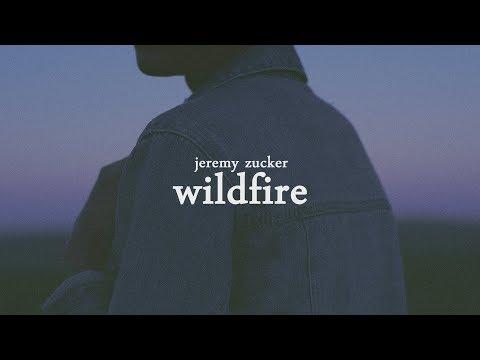 Jeremy Zucker - wildfire (Lyric Video)