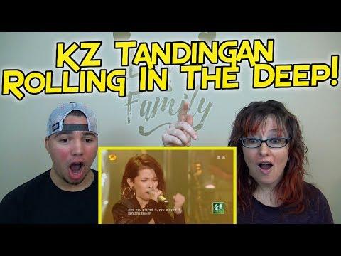 MOM & SON REACTION! KZ Tandingan Real Gone! Episode 8 T... | Doovi
