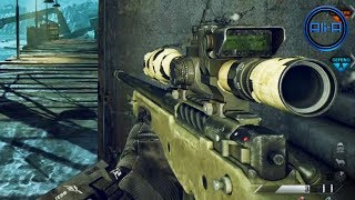 Call of Duty: GHOST Multiplayer - SNIPER Gameplay & Epic No Scope! (COD Ghosts Sniping HD)